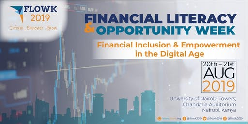 FINANCIAL LITERACY OPPORTUNITY WEEK (FLOWK)