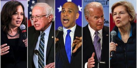 Democrats Debate Watch & Greek Delights!!! tickets