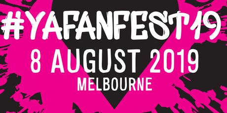 @AllenandUnwin's YAFanFest19 tickets