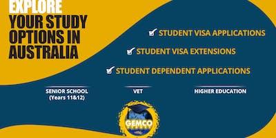 International Student\