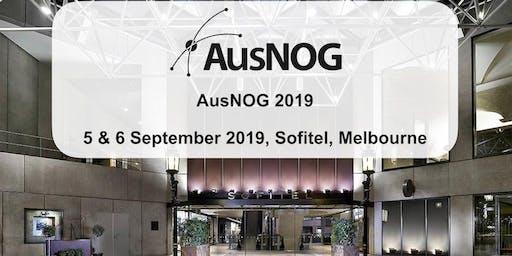 AusNOG 2019