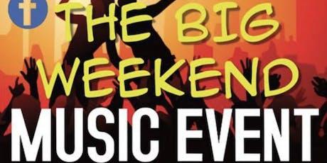 Lockestock  The Big Weekend  tickets
