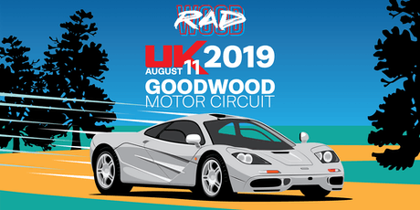 RADwood UK tickets