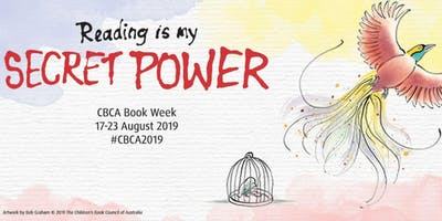 Book Week Story Stomp: Reading is my Secret Power - Newcastle Libraries