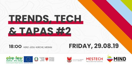 Trends, Tech & Tapas #2 Tickets