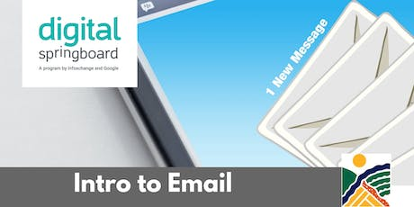 Introduction to Email (Gmail) @ Freeling Library (Oct 2019) tickets