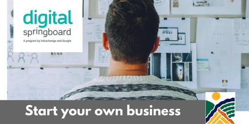 Skills to start your own business (Part 1) @ Freeling Library (Nov 2019)