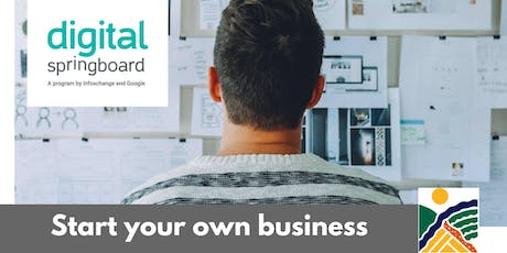 Skills to start your own business (Part 3) @ Freeling Library (Dec 2019) tickets