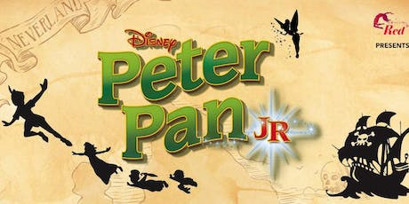 Disney's Peter Pan Jr - LIVE on Stage these July Holidays! tickets