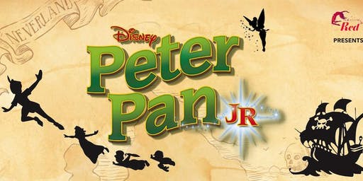 Disney's Peter Pan Jr - LIVE on Stage these July Holidays!