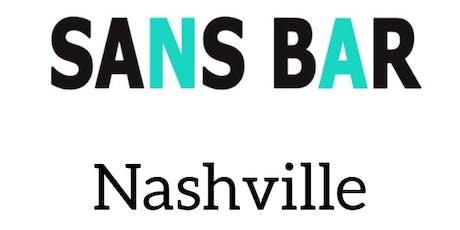 Sans Bar Nashville  tickets
