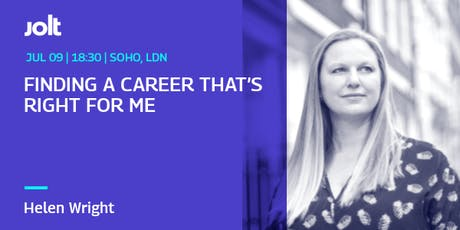 Workshop: Finding A Career That's Right For Me tickets