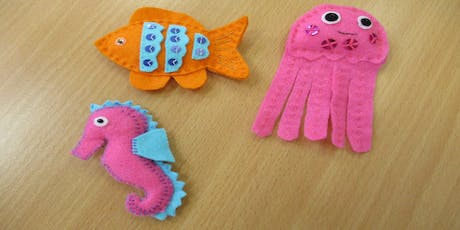 'Knit a Sausage!' - Drop in Craft Session (Bolton le Sands) tickets