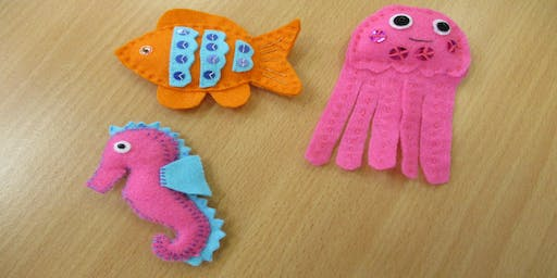 'Knit a Sausage!' - Drop in Craft Session (Bolton le Sands)