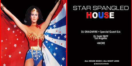 BLACKOUT presents Star Spangled HOUSE!! tickets