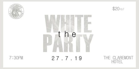 Cottesloe Roosters White Party tickets
