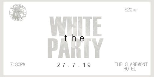 Cottesloe Roosters White Party