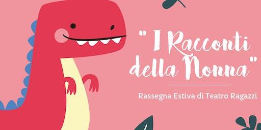 """I RACCONTI DELLA NONNA @Museo di Storia Naturale del Mediterraneo – Giallo Mare Minimal Teatro in """"Buono come il lupo"""""""