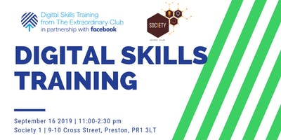 Digital Skills Training at Society 1