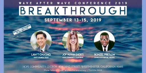 Wave After Wave Conference 2019