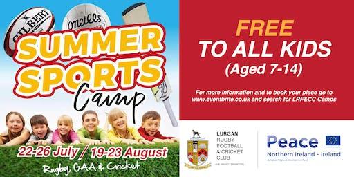 LRF&CC July Multisport Camp
