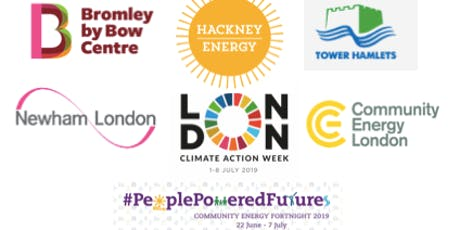 Community Energy in a Climate Emergency: East London Takes Action! tickets