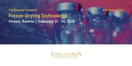 Freeze-Drying Technology Summit tickets