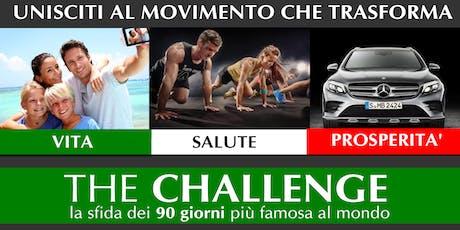 The Challenge (AL) 26/06 biglietti