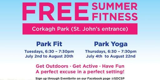 Park Fit & Park Yoga