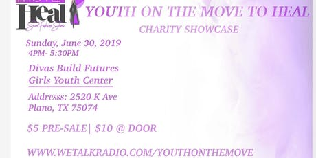Youth on the Move to Heal Charity Showcase tickets