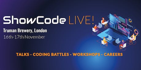 ShowCode LIVE! tickets