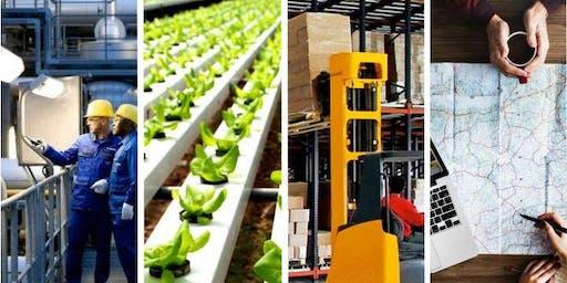 Werkbezoek Port of Moerdijk: biobased en agrofood in de regio West-Brabant