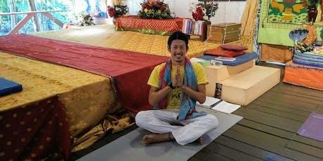 OuttaHatha X PinkFest: Sivananda Yoga with Tony (25 June) tickets
