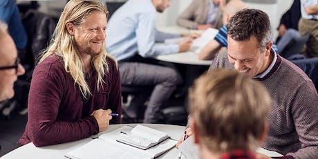 Vad är det som gör företag framgångsrika idag och i framtiden? biljetter