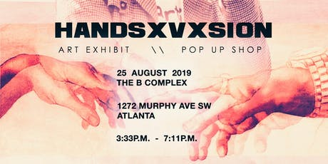 Hands X Vxsion tickets
