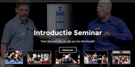 NoMoreGurus Introduction Seminar 21 juli tickets