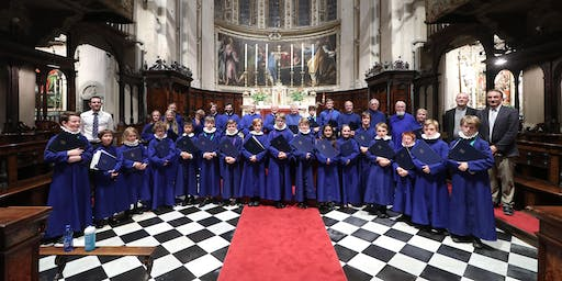 The Choirs of St Giles'