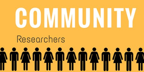 Community Researcher Training (Healthy Births: Session 3) tickets