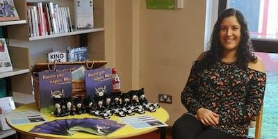 Meet the Author - Priya Thomas (Coppull) #authorvisit #SCARTclub #LancsRJ