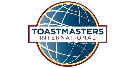 PMI Portugal Toastmasters - Competências de comunicação e liderança bilhetes