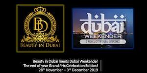 Beauty in Dubai 2019