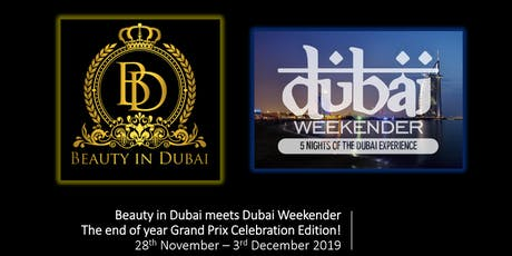 Beauty in Dubai 2019 tickets