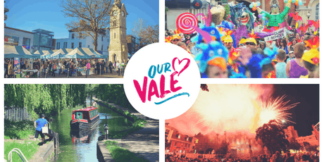Our Vale - Crowdfunding Workshop  tickets