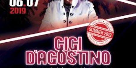 Gigi D'agostino Altromondo Studios Rimini | 06 Luglio 2019 | Offerta Riccione Beach Hotel biglietti