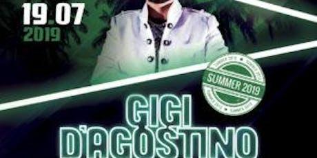 Gigi D'agostino Altromondo Studios Rimini | 19 Luglio 2019 | Offerta Riccione Beach Hotel biglietti