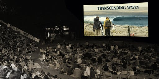 "Cine Mar - Surf Movie Night ""TRANSCENDING WAVES"" Open Air - Bochum"