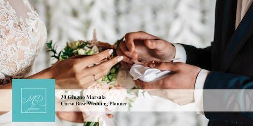 Corso Base Wedding Planner Marsala