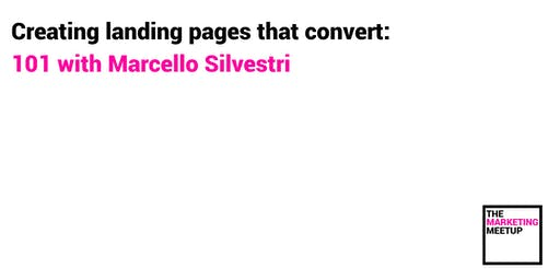 Workshop: Creating Landing Pages That Convert