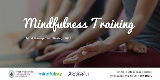 Mindfulness Training (Level 1) - Mind Management Strategy 2019