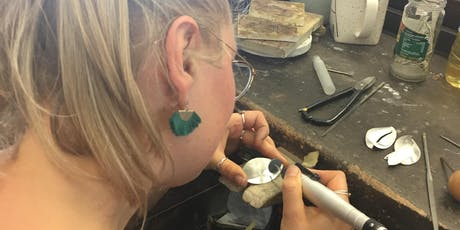 Teenage Silver Jewellery Workshop tickets